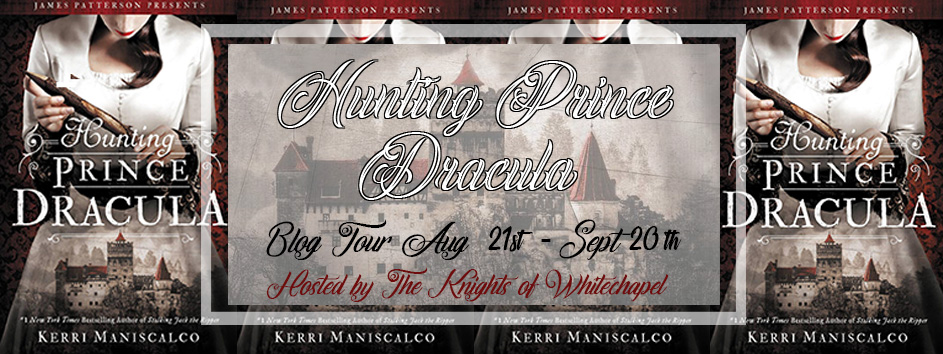 Aesthetic + Giveaway: Hunting Prince Dracula – The Heart